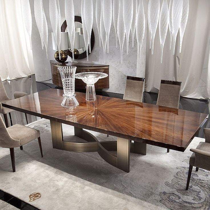 Designer Dining Table Ideas