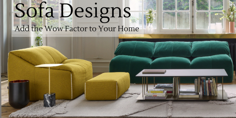Luxury Sofa Design for Your Home