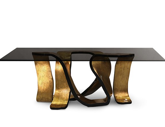 Modern Wooden Dining Table Designs