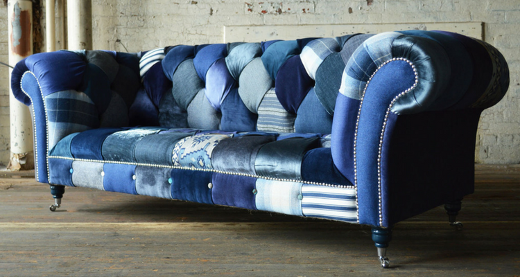 Patchwork Crafted Sofa Designs