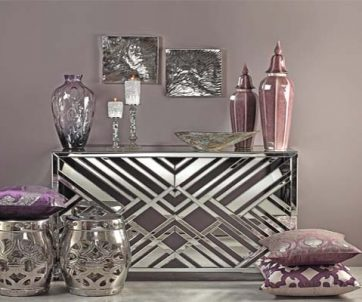 Home with Home Décor Accessories