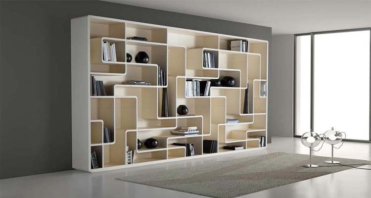 Quirky Bookshelves
