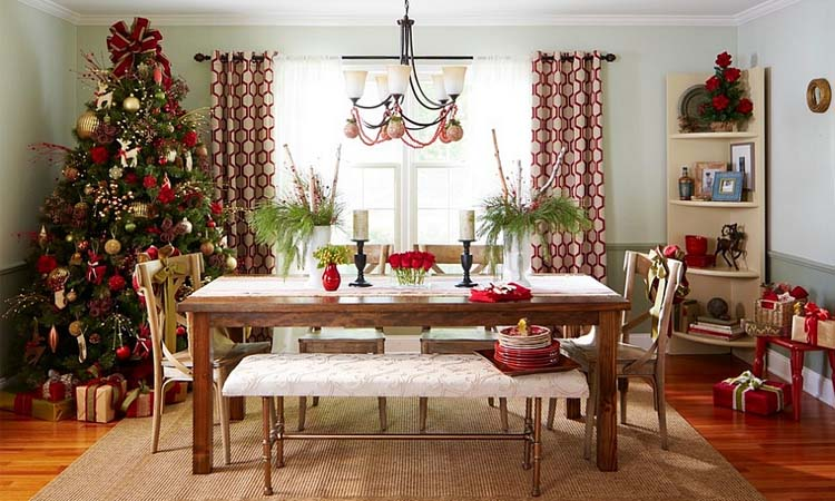 The Dining Room Decoration Ideas