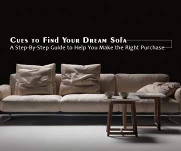 A Step-By-Step Guide to Help You Make the Right Purchase Sofa
