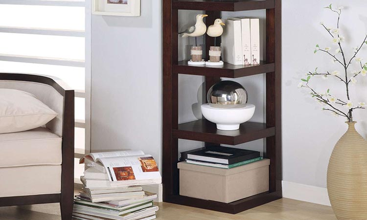 Corner Storage Options