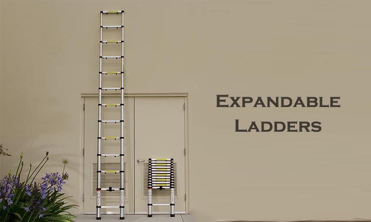 Expandable Ladders