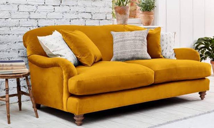 Mustard Color sofa
