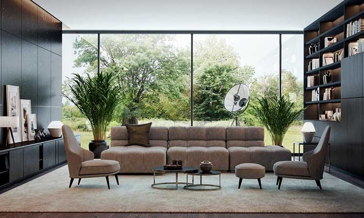 Greenery Living Room Ideas