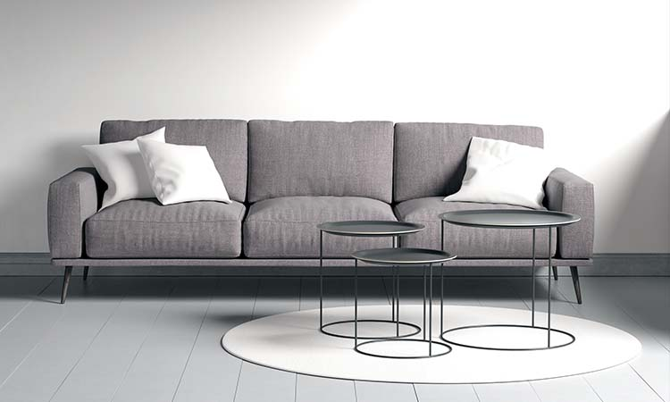 bryce minimalist sofa