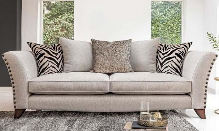 Zack Tufted Sofa