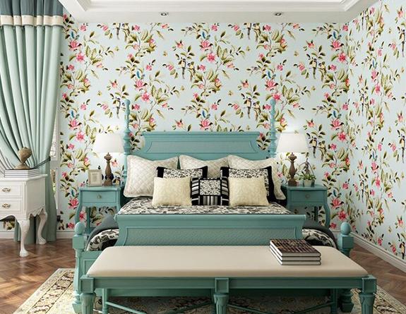 Designer Wallpaper for Bedroom