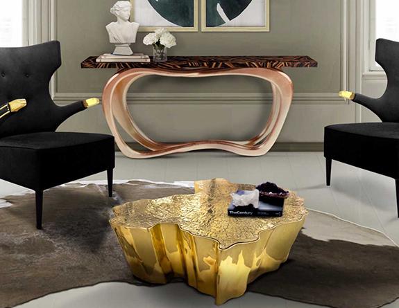 Modern Centre Table for Living Room