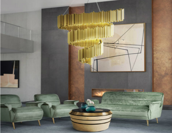 Contemporary Chandeliers for Living Room