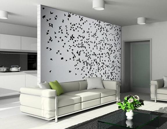 Textured Wallpaper Design