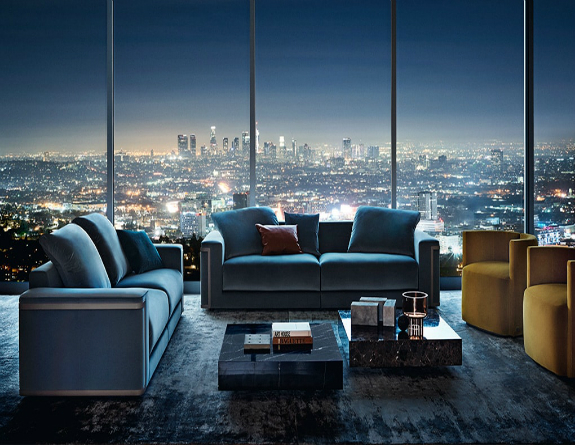 Modern Luxury Italian Sofas