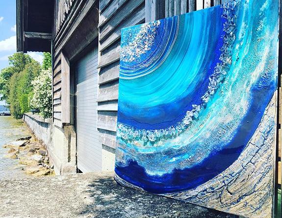 Designer Wall Art for Living Room