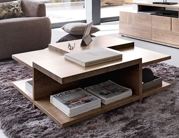 Exclusive Designs of Wooden Center Table Design