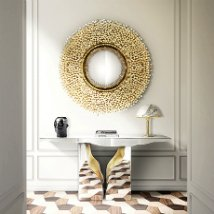 Modern Wall Art and Mirrors