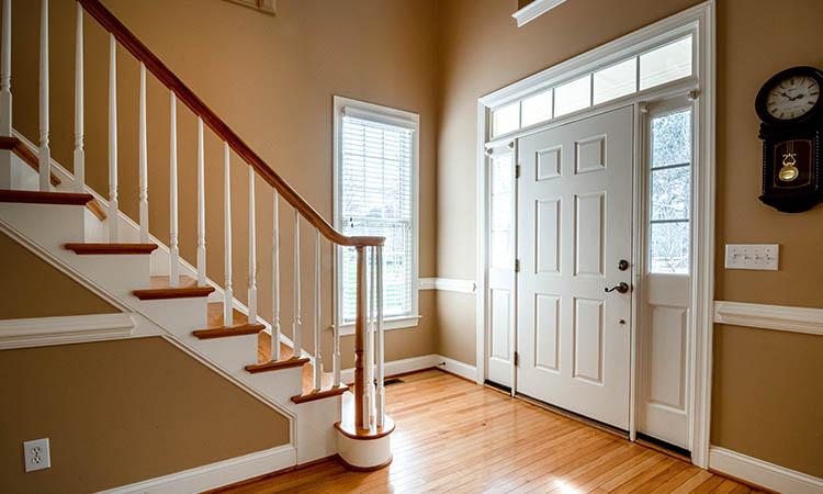 wooden door design for home