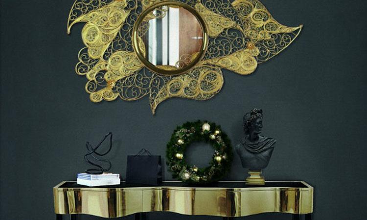 Wall Christmas Decor Design