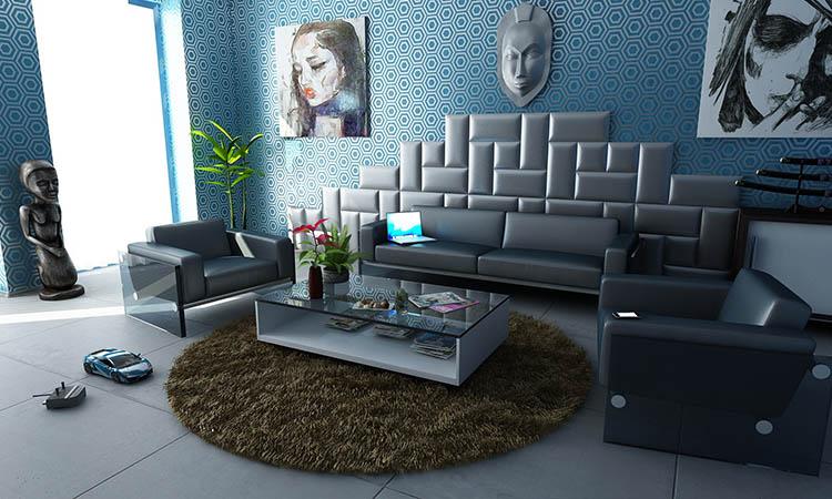 Sofa Fabric Design